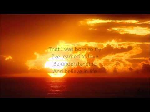 Born To Try - Delta Goodrem (Lyrics)