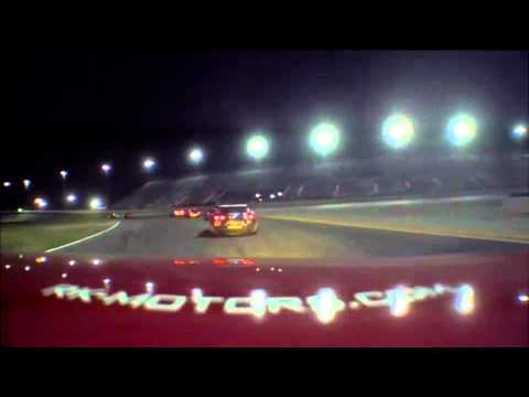 GRAND-AM 2012 Daytona 24h, Travis Pastrana on board (GT) night racing