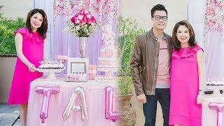 Vợ chồng ca sĩ Thanh Thảo mở tiệc mừng c,o,n g,á,i sắp chào đời ở Mỹ - TIN TỨC 24H TV