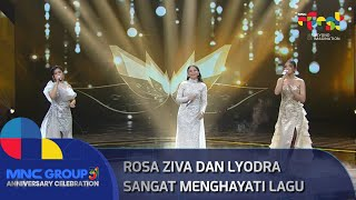 Download Rosa x Ziva x Lyodra - Masih | MNC GROUP 31 ANNIVERSARY CELEBRATION