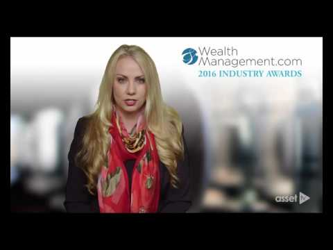 WealthManagement.com 2016 Industry Awards Finalist