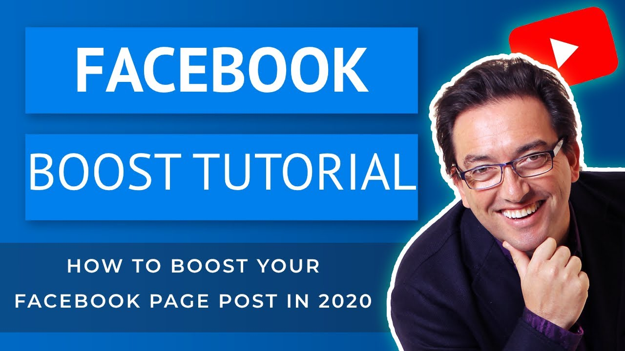 Facebook Boost Post - A Video Tutorial on How to Drive Traffic by Boosting on Facebook