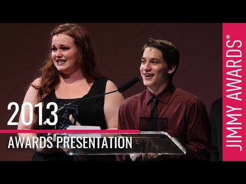 2013 National High School Musical Theater Awards - Jimmy Awards Presentation