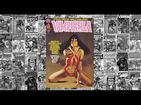 "Vampirella: #51 ""Beauty and the Beast"""