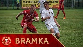 Stal Stalowa Wola - Widzew Łódź 3:0 - Bramka Michała Trąbki