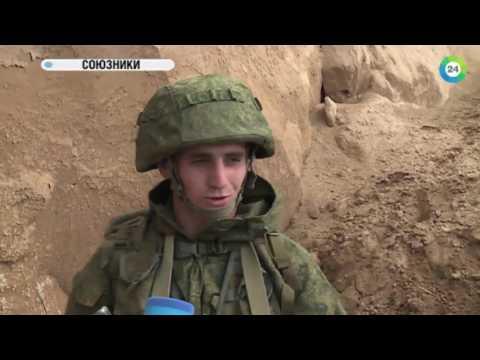 Союзники: экстрим в горах, техобслуживание танков и тест-драйв армейского джипа
