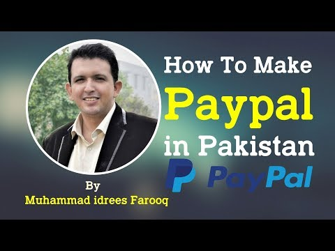 How To Make Paypal Account In Pakistan [Urdu] - IMSEOClub