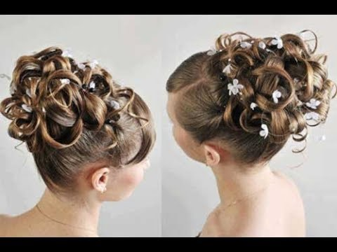 Penteados Para Daminhas Hairstyles