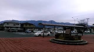 JR. 東北新幹線 白石蔵王駅 西口
