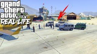Реальная жизнь в GTA5 №42 (Я НАШЕЛ СТИВЕНА?!?!?!?)