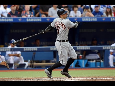 Detroit Tigers | 2017 Home Runs (187) ᴴᴰ