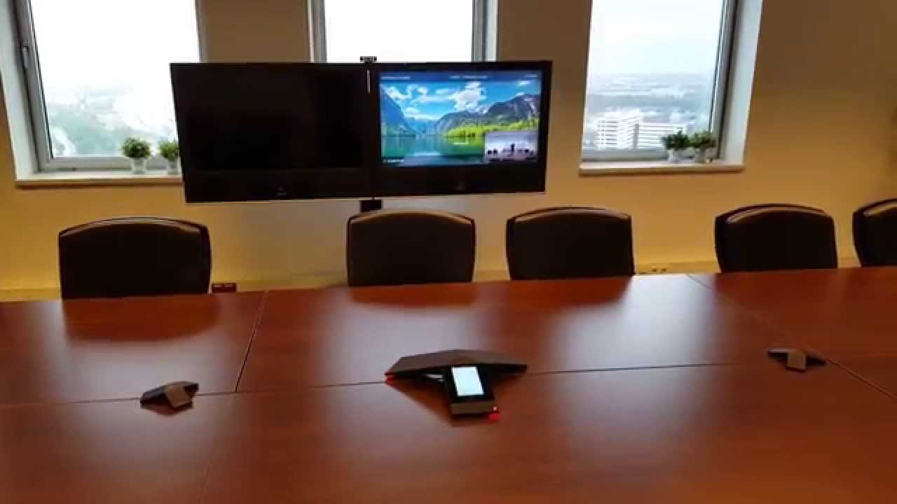 Part 3 of 3 : Pairing Polycom Trio with Visual+