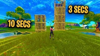 * GLITCH * FASTER BUILD! (Fortnite: Battle Royale Dutch/NL)