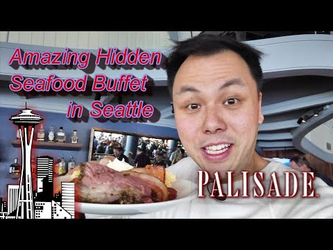 Amazing Hidden Seafood Buffet In Seattle