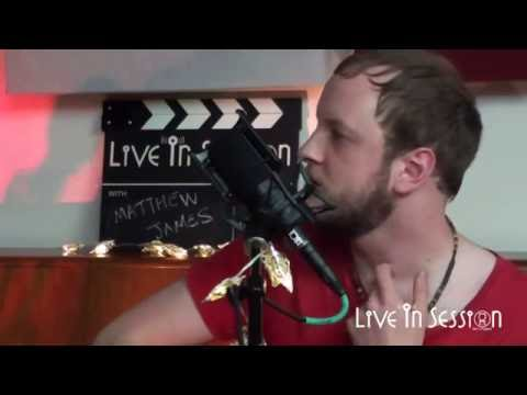 Live in Session with Matthew James
