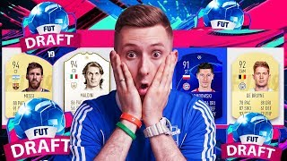 FIFA 19 | MÓJ PIERWSZY DRAFT ONLINE