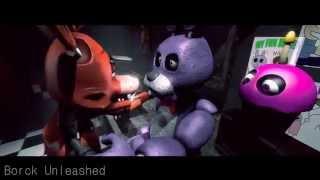 Five Nights at Freddy's  Foxy x Bonnie De:Borck Unleashed