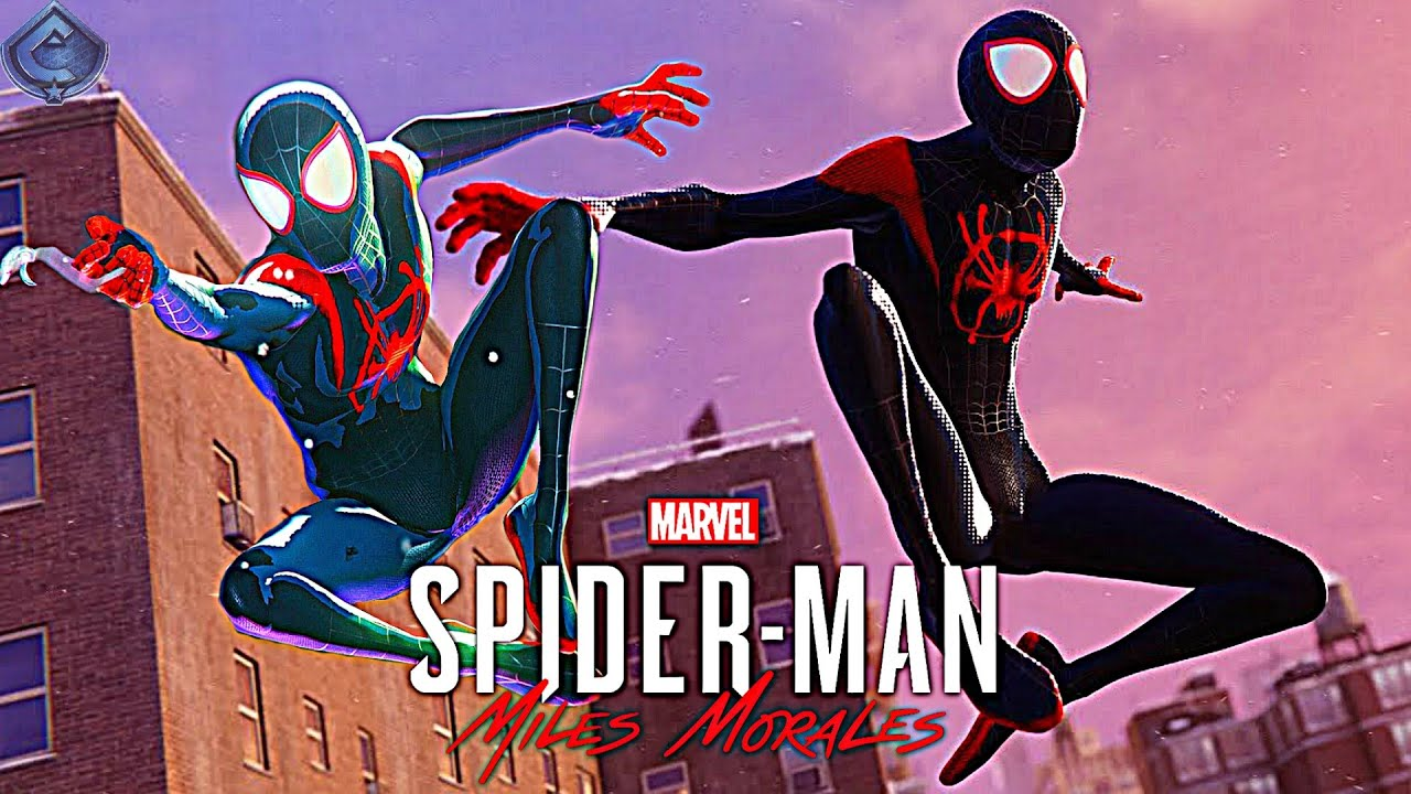 Spider-Man: Miles Morales PS5 - SPIDER-VERSE MOVIE SUIT OFFICIALLY REVEALED!
