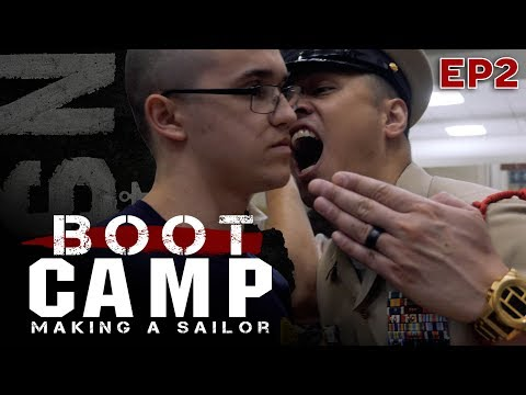 Boot Camp: Making a Sailor - Episode 2