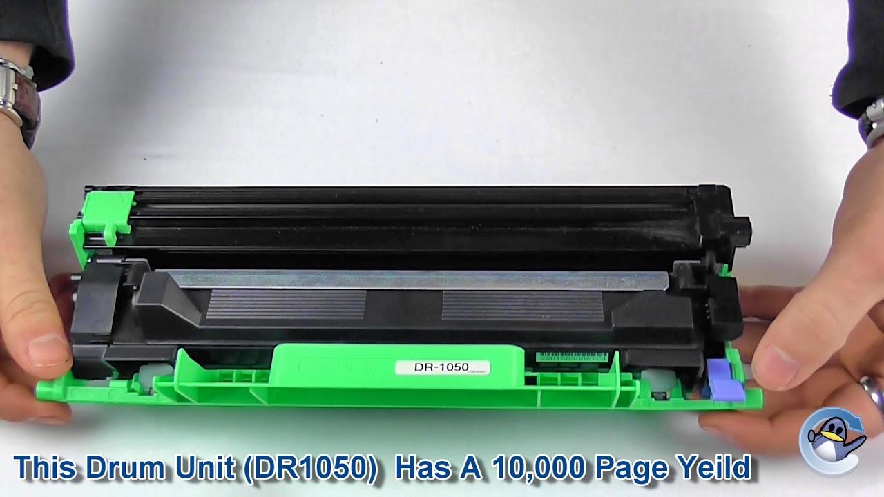 Brother HL-1112 Printer Descargar Controlador