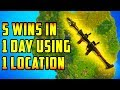 BEST Place To LAND For EASY WINS and LOOT (Fortnite How To Win Tips)