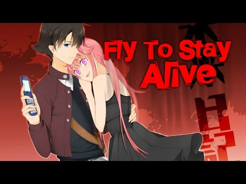 Nightcore  - Fly To Stay Alive [REDUX]