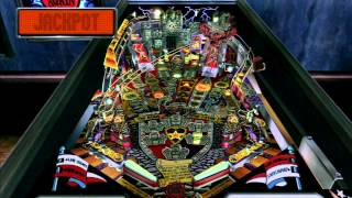 (PS3) The Pinball Arcade - Medieval Madness - Full Game to Wizard Mode!