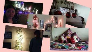 Divya vlogs/dhanteras ki taiyari/home decoration vlog/indian vlogger/indian youtuber/vlogs india.