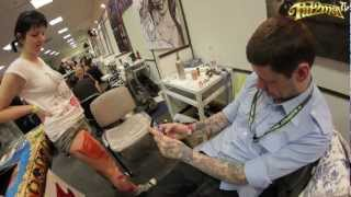 III. Budapest Tattoo Convention 2013