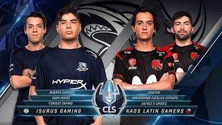 Copa Latinoamérica Sur Apertura - S1D1