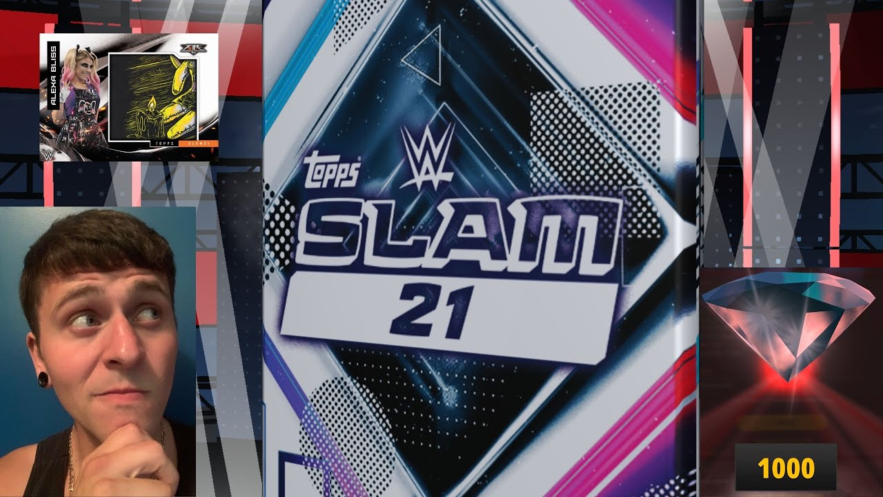 Download ICONICS PULLED! TOPPS FIRE SERIES 1 OPENING (WWE TOPPS SLAM CARD TRADER) as always iconic giveaway!
