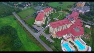 DJI Phantom 3 at Zalakaros Hungary 4K