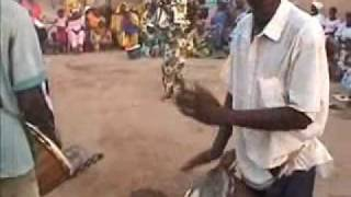 Traditional Djembe Playing in Senegal