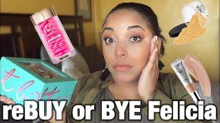 Products I've Changed My Mind About | Tati Westbrook HALO BEAUTY Sasha Cosmetics || MelissaQ