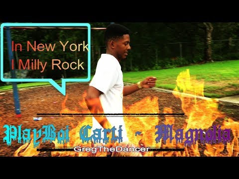 "PlayBoi Carti ""Magnolia"" 