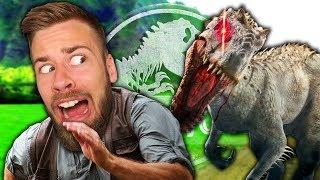 Jurassic World Evolution, spelet där man får bygga en egen Dinosaur...