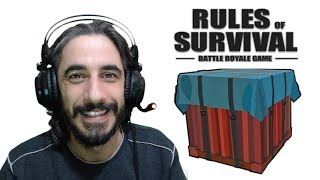 AIRDROP CHALLENGE - RULES OF SURVIVAL