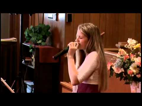 """"""" Angel By Your Side """" & """" The Only Real Peace """" covered by McKenzie George"""