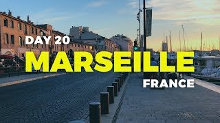 Gambar cover First Impressions of Marseille & AirBnB - 30 Jul 2018 | France Vlog | Travel Diary S01