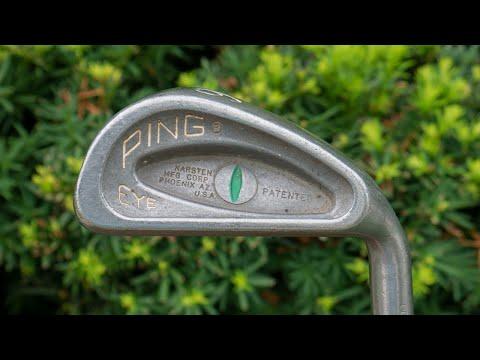 1980 Ping Eye Irons - The Vintage Golfer