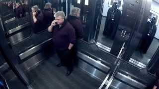Прикол в лифте