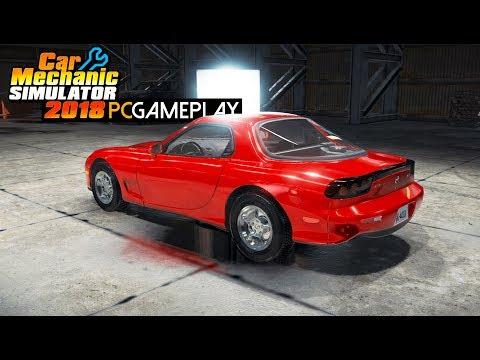 Car Mechanic Simulator 2018 Gameplay (PC HD)