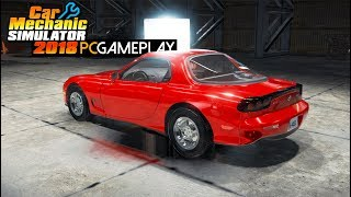 Car Mechanic Simulator 2018 Gameplay (PC HD)