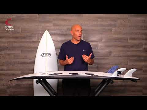 "Haydenshapes ""Darkside"" Surfboard review by Noel Salas Ep. 36"