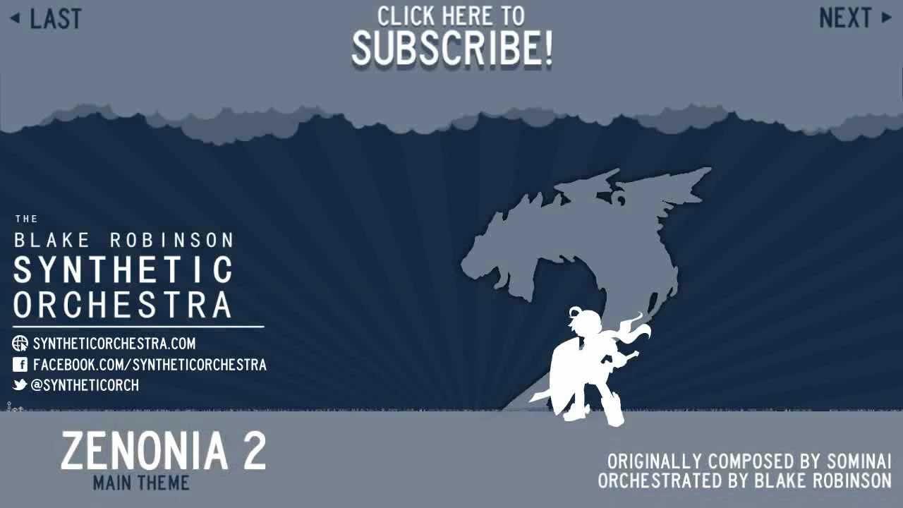 Zenonia 2 theme orchestra youtube zenonia 2 theme orchestra voltagebd Images