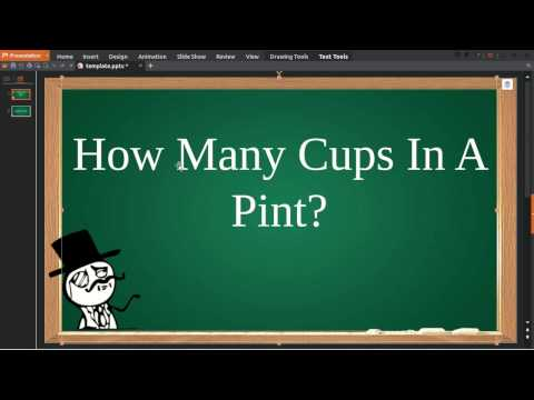 How Many Cups In Pint