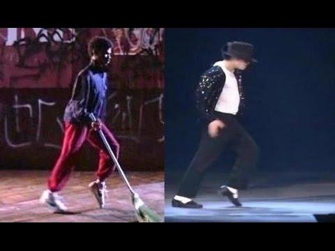 Boogaloo Shrimp & Michael Jackson ブーガルー・シュリンプ&マイケル・ジャクソン