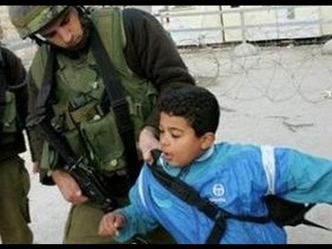 Every Palestinian child is a potential Terrorist? - Mazoe News