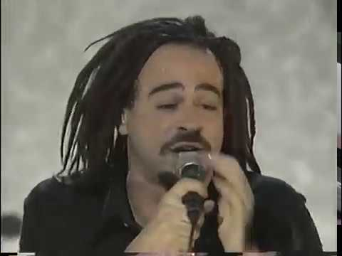 Counting Crows Across a Wire Live at the 10 Spot MTV 1997 Full