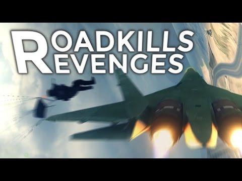 Jet Roadkills & Instant Revenges | Battlefield 4